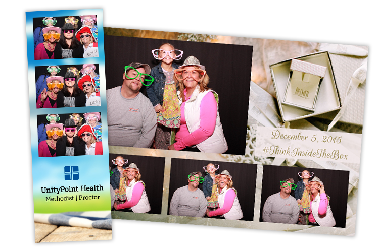 Corporate Photo Booths in Peoria