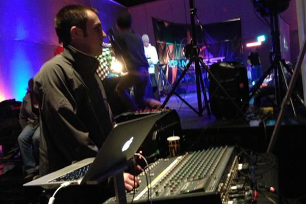 John Parkinson DJ4U DJ Service